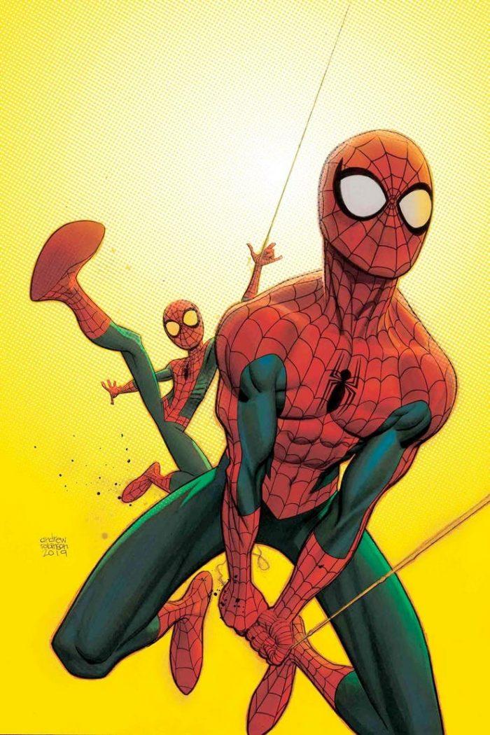 Spider-Man and Spider-Bite