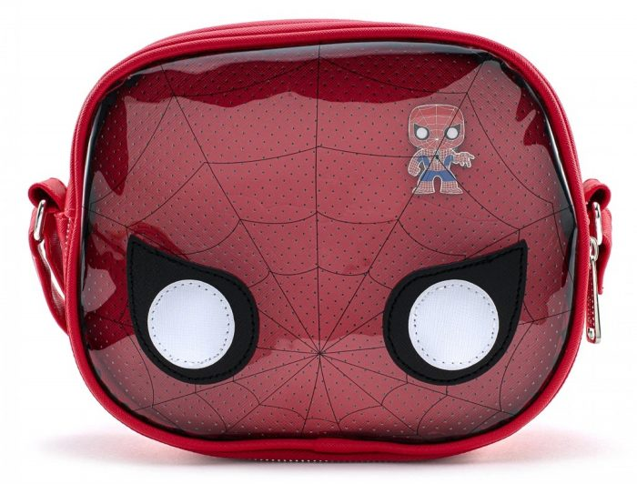 Spider-Man Funko POP Bag and Pin