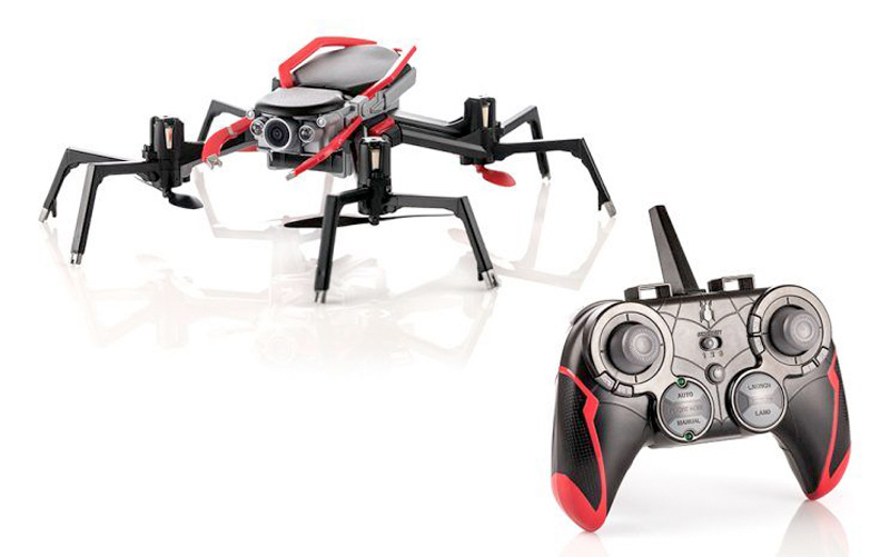 'Spider-Man: Homecoming'-Themed Spider-Drone Ready to Fly