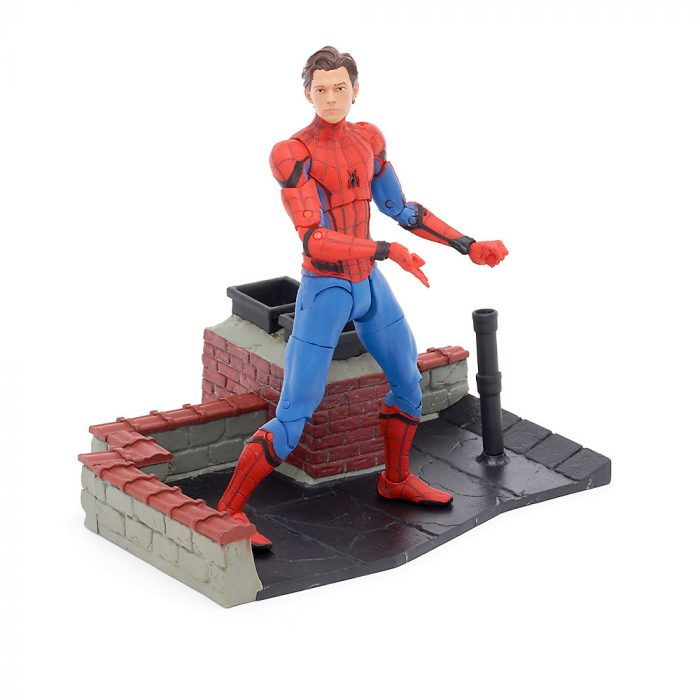 Spider-Man Homecoming - Unmasked Figure