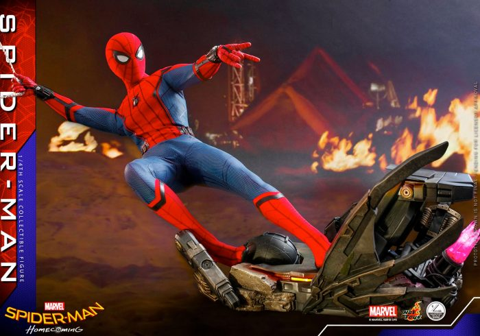 Spider-Man Homecoming - Hot Toys 1/4 Scale Figure
