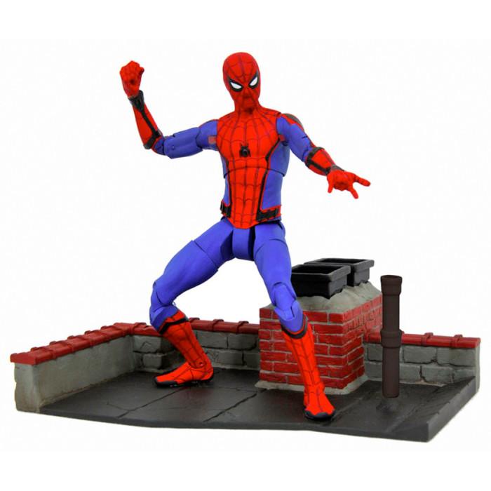 Diamond Select - Spider-Man Homecoming Marvel Select Figure