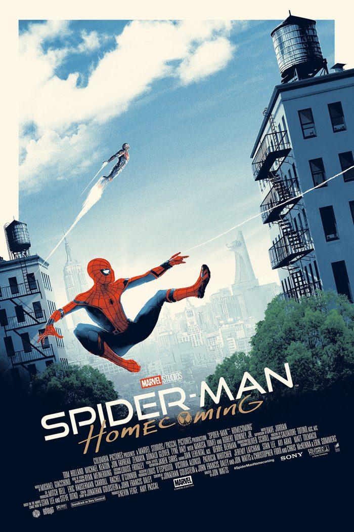 Spider-Man: Homecoming - Matt Ferguson