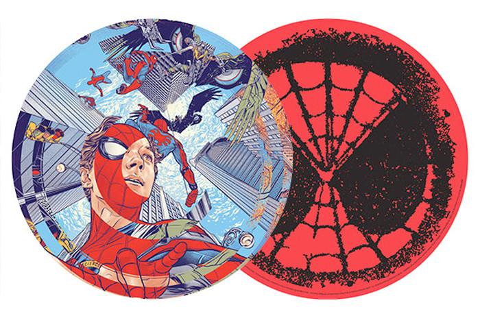 Spider-Man Homecoming Vinyl Soundtrack