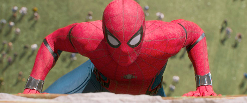 Spider-Man Homecoming Blu-ray, 4K Ultra HD And DVD Arrives