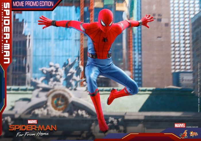 Spider-Man Homecoming - Hot Toys Figure