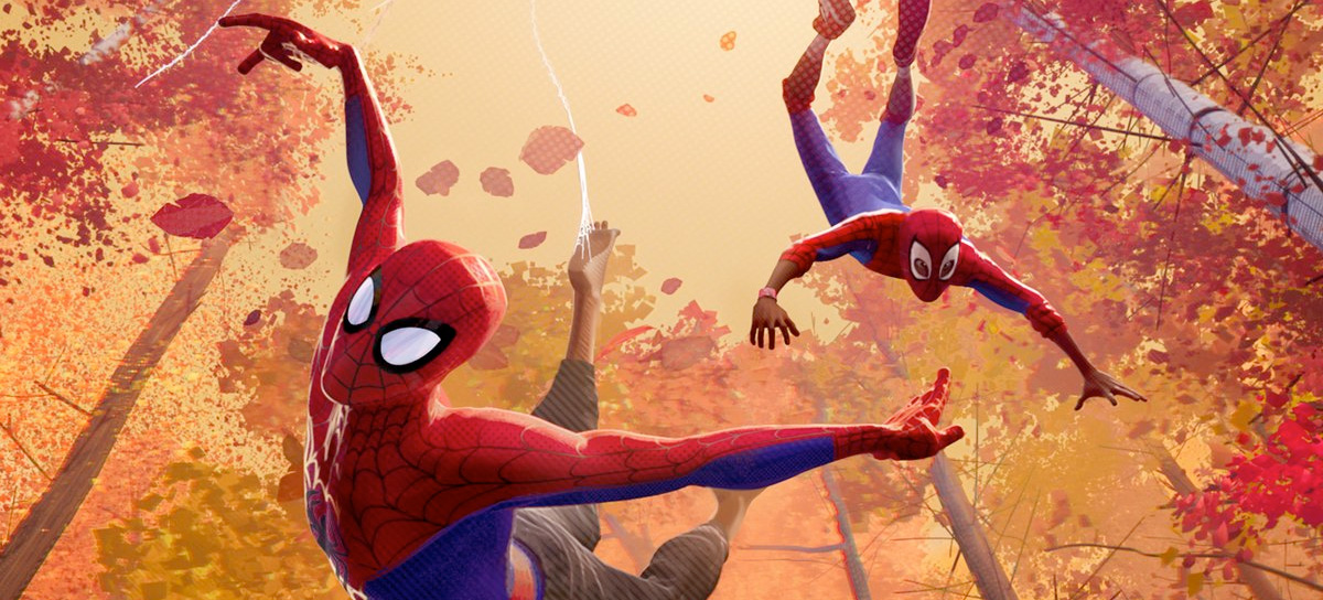Digging Into the Spider-Man Into the Spider-Verse Animation