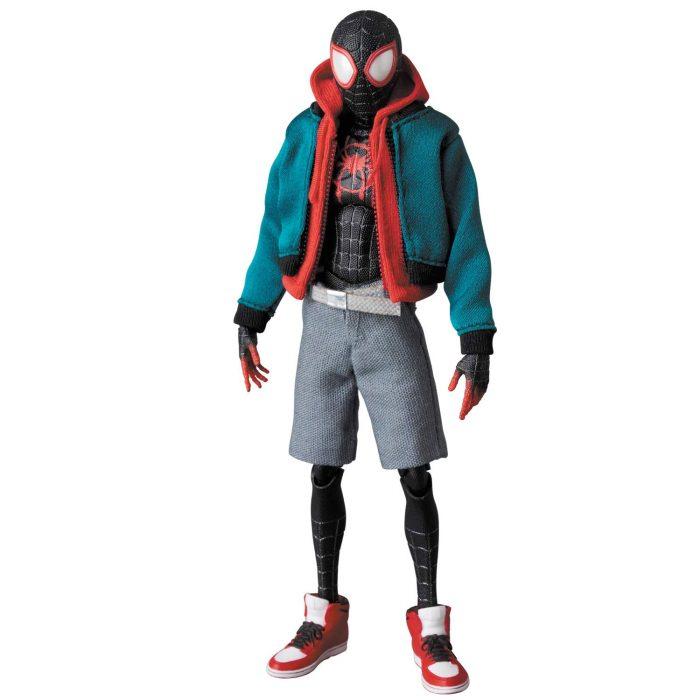 Spider-Man Into the Spider-Verse MAFEX Figure