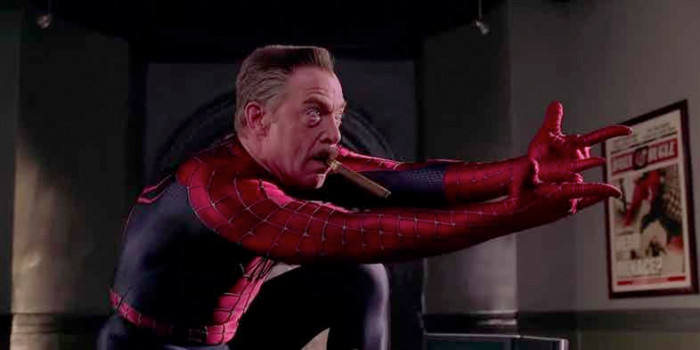 Spider-Man - J. Jonah Jameson
