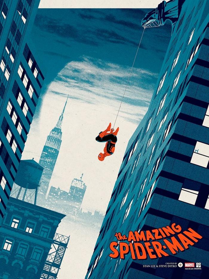 Amazing Spider-Man - Matt Ferguson Print