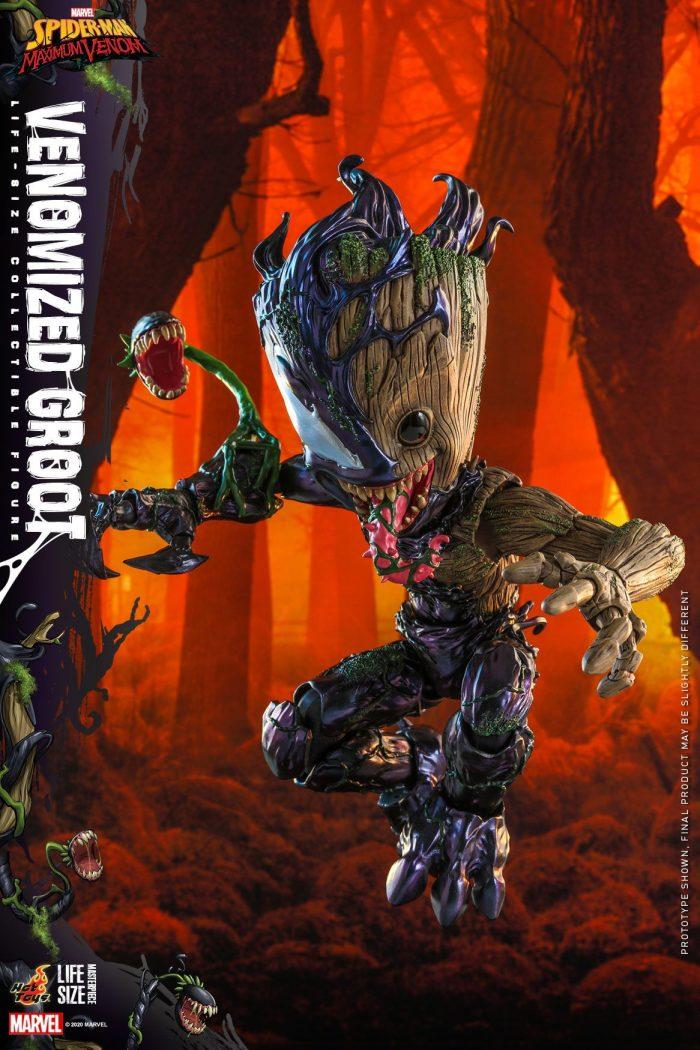 Hot Toys - Venomized Groot