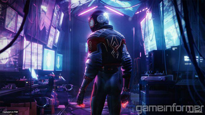 Spider-Man: Miles Morales 2020 Suit