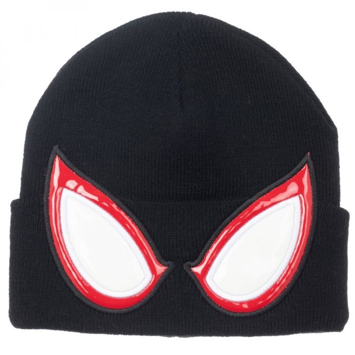Spider-Man Big Face Beanie