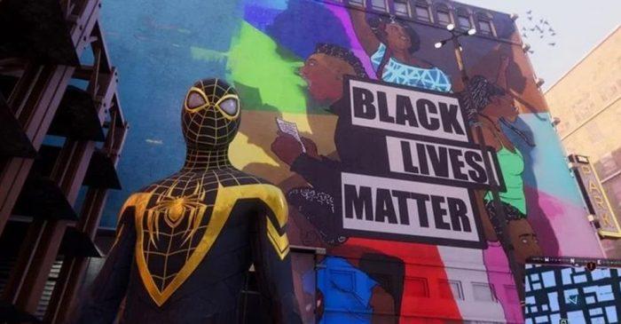 Spider-Man: Miles Morales - Black Lives Matter