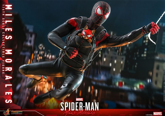Spider-Man: Miles Morales Hot Toys Figure