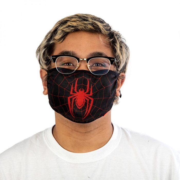 Spider-Man: Miles Morales Face Mask