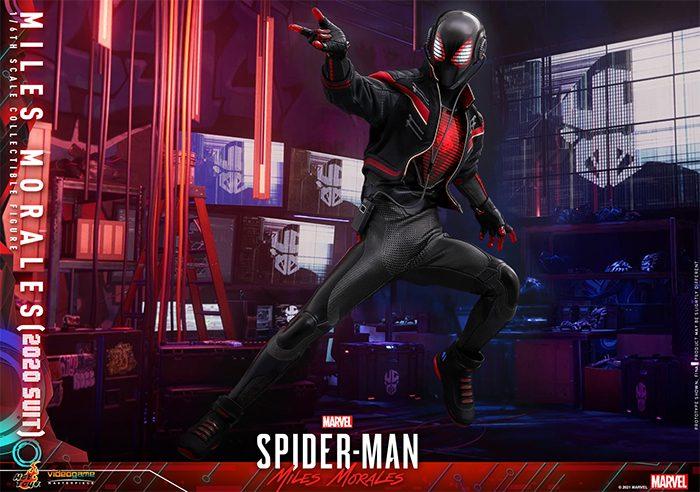 Spider-Man: Miles Morales - 2020 Suit Hot Toys Figure