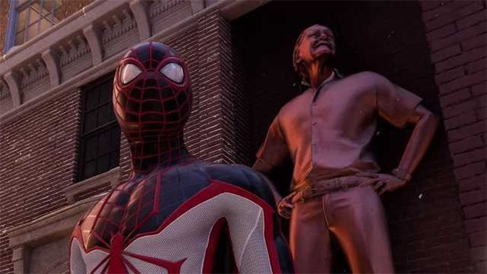 Spider-Man: Miles Morales Easter Eggs