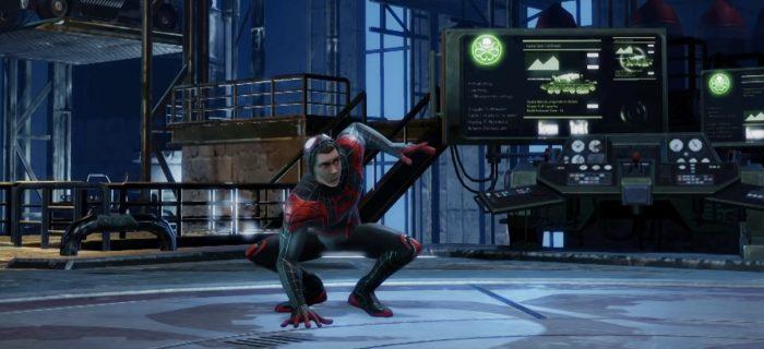 Marvel Strike Force - Spider-Man