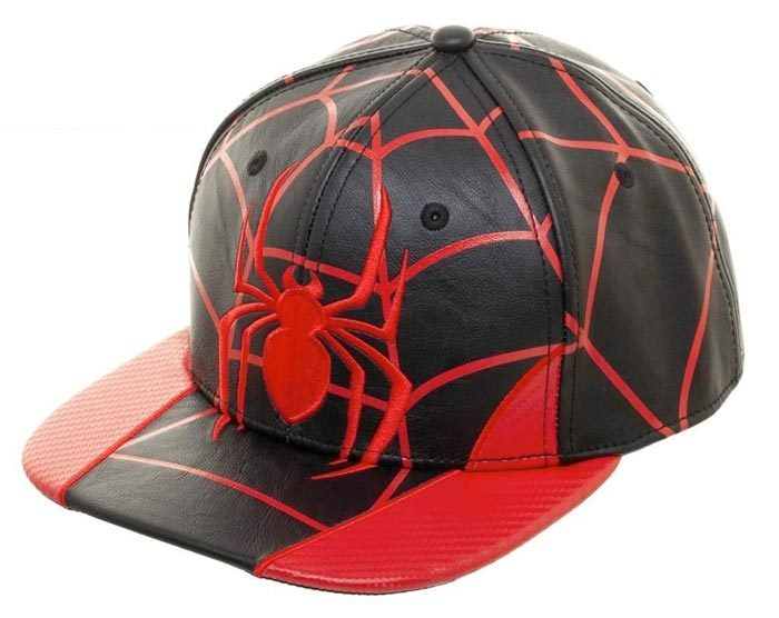 Spider-Man Miles Morales Hat