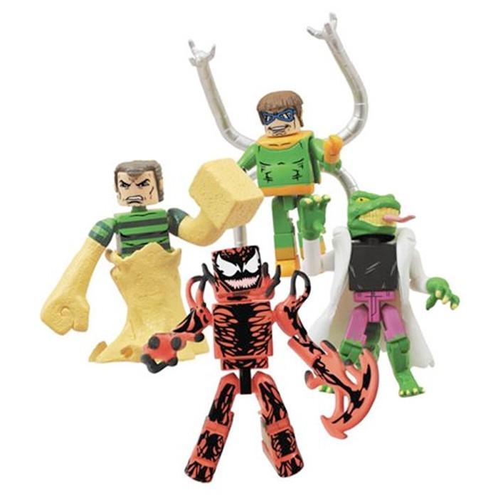 spiderman-minimates-villains