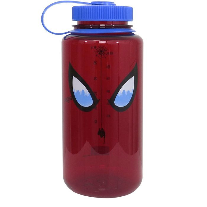 Spider-Man Water Bottle