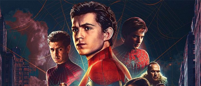 Spider-Man: No Way Home Fanmade Poster