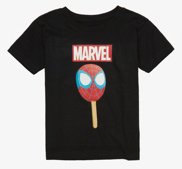 Spider-Man Popsicle Toddler Shirt