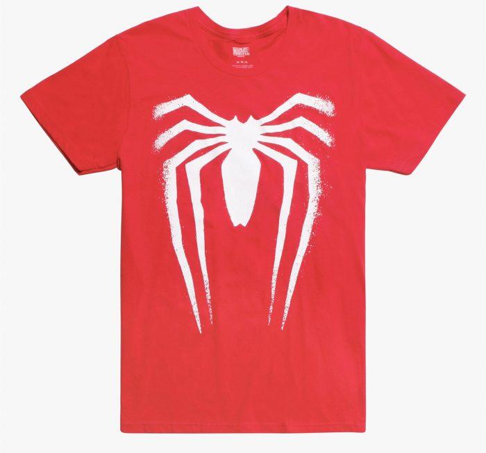 Spider-Man PS4 Shirt