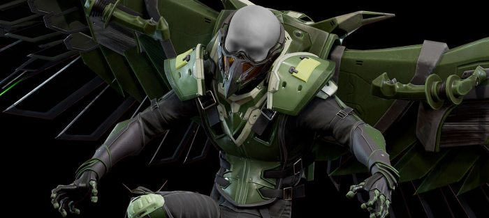 Spider-Man PlayStation 4 - Vulture Concept Art