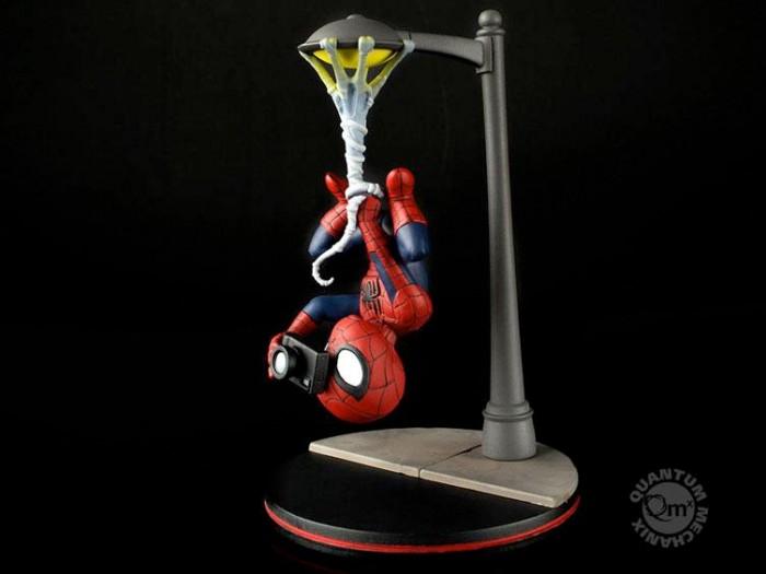 Spider-Man QMX Figure