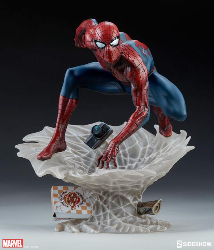 Spider-Man Mark Brooks Series Statue
