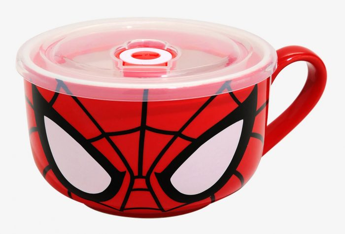 Spider-Man Soup Mug