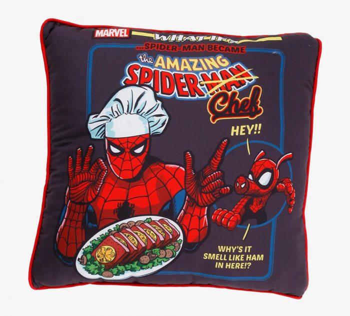 Spider-Man - Spider-Chef Pillow
