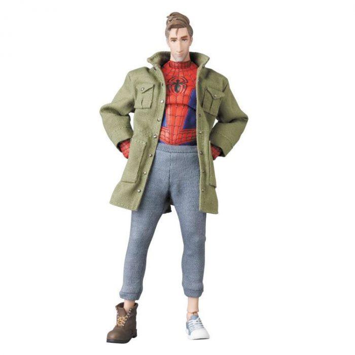 Spider-Man: Into the Spider-Verse - Peter B. Parker Figure
