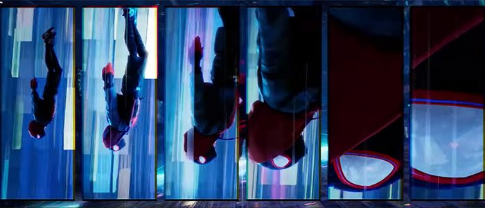 Making of Spider-Man: Into the Spider-Verse