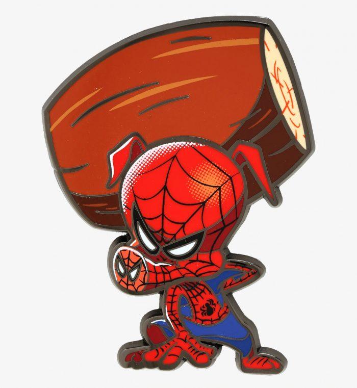 Spider-Man Into the Spider-Verse - Spider-Ham Pin