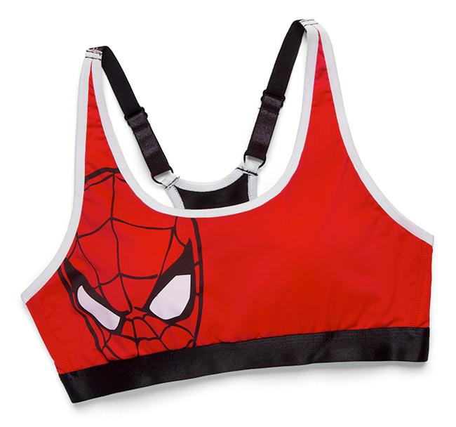 Spider-Man Sports Bra