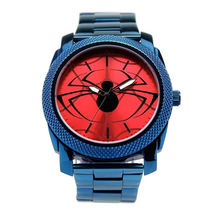 Spider-Man Steel Watch