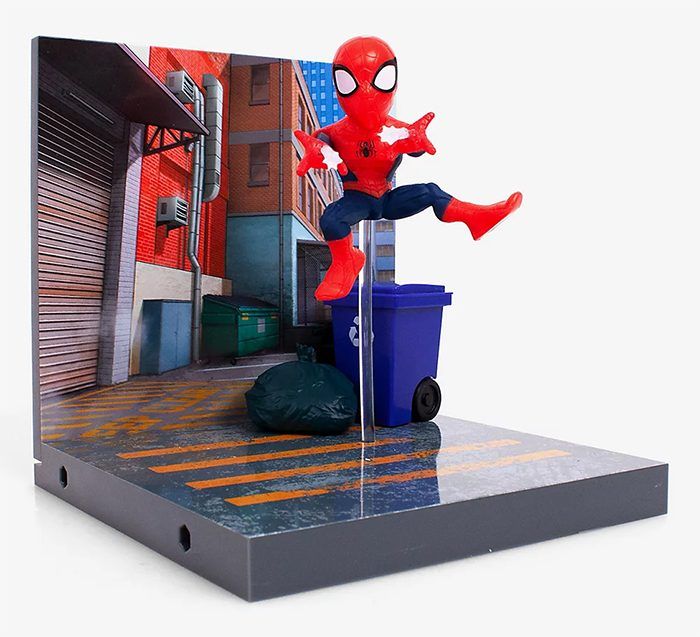 Spider-Man Superama Figure
