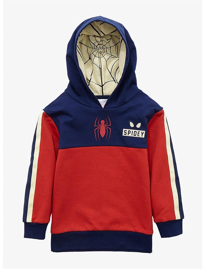 Spider-Man Toddler Hoodie
