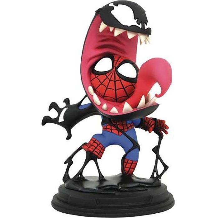Spider-Man/Venom Gentle Giant Statue