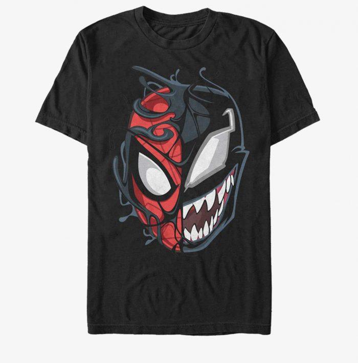 Spider-Man Venomized Shirt