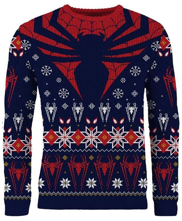 Spider-Man Christmas Sweater