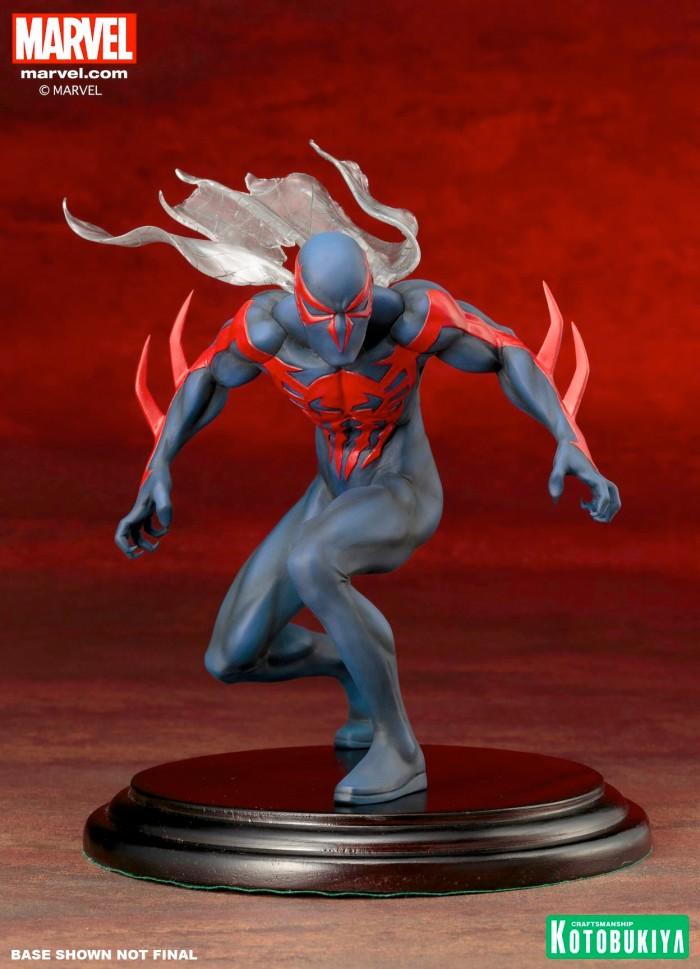 Spider-Man 2099 ArtFX Statue