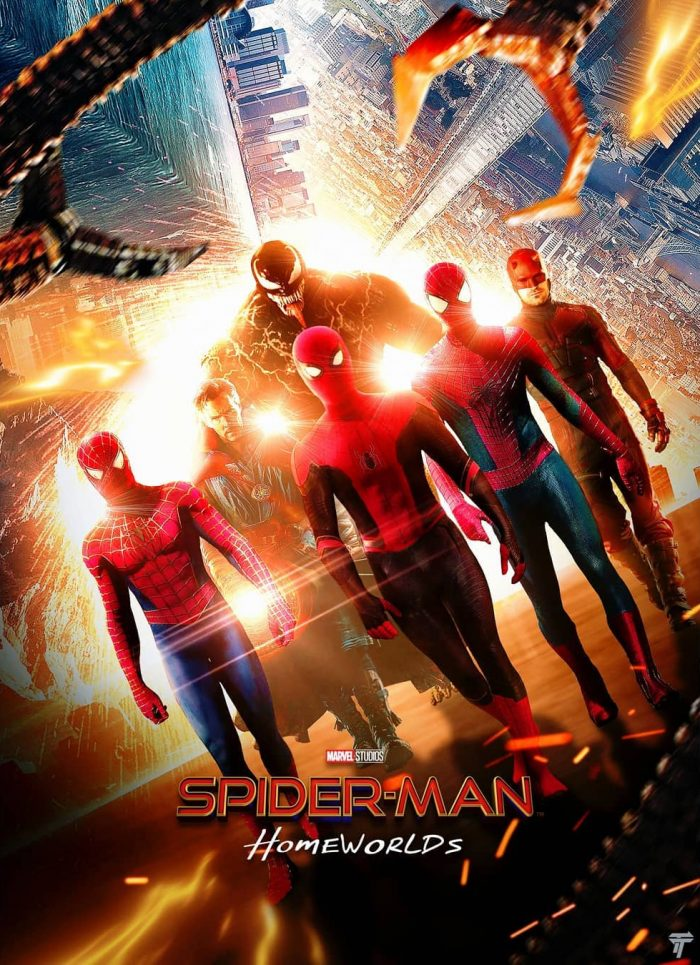 Spider-Man 3 Fanmade Poster