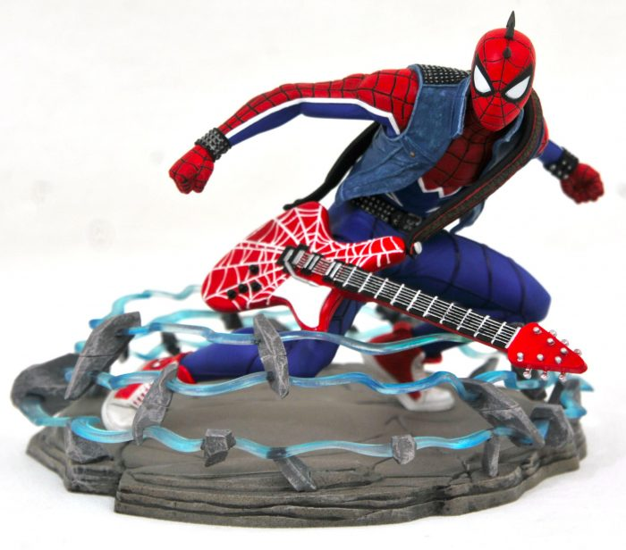 Spider-Man PS4 - Spider-Punk Statue