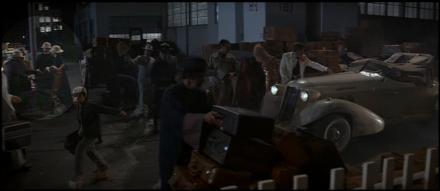 Steven Spielberg Cameo in Temple of Doom