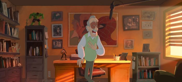 Stan Lee Sessions Animated