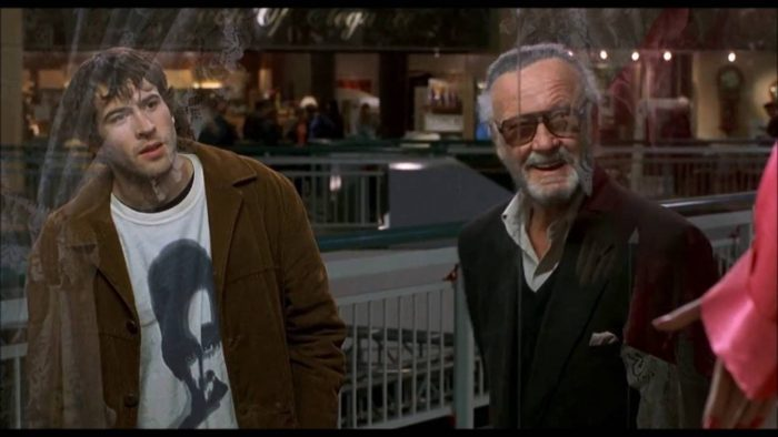 stan lee in mallrats